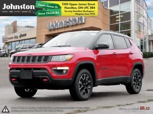 2019 Jeep Compass Trailhawk 4x4  - $132.93 /Wk