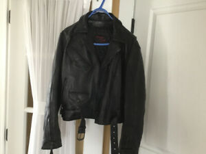 Motorcycle Jacket, Pants, Boots