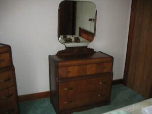 Ladies' Antique (70 year old) Dresser