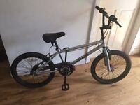 Silverfox Revolt BMX Bike