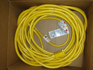 12 Gauge AWG Heavy Duty Extension Cord - 50 feet ft - Electrical