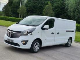 2014 Vauxhall Vivaro 1.6 2900 L2H1 CDTI P/V SPORTIVE 114 BHP PANEL VAN Diesel Ma
