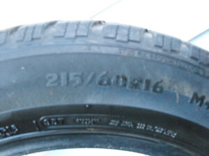 winter tires for sale Prince George British Columbia image 2