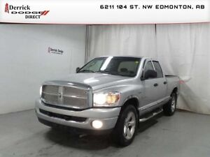 "2008 Dodge Ram 1500   Used Q/C 4X4 SLT Power Group A/C 20"" Alloy"
