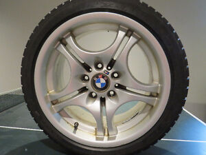 """5 BMW 17"""" M RIMS (tires not included)"""