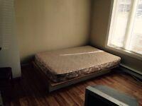 Chambre à louer juste deux dans l'appartement 250 $ tout inclue