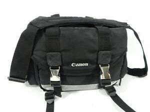 Genuine CANON Camera Bag, Black - New Price, Make an offer.