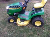 2011 John Deere D110 Garden Tractor