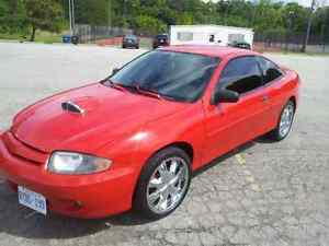 2004 CHEVY CAVALIER COUPE