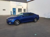 2011 Kia Optima EX Plus - Factory Warranty!!