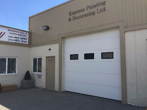 FOR SALE: 3,080 SQ. FT. SHOP WITH PAINT BOOTH