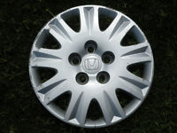 """2006-2011 Honda Civic  15"""" Factory Hubcap-One Only-""""FREE"""""""