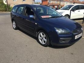 Ford Focus 1.6TDCi ( 110ps ) 2005.5MY Zetec Climate