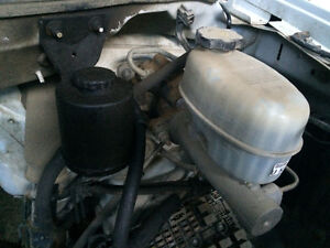 Hydra Boost Brake System GMC Chevrolet 2500 and 3500 trucks