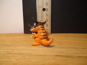"Digimon Greymon PVC Figure, 1.5"" tall, 1997 Bandai Kingston Kingston Area image 2"