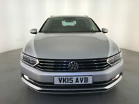 2015 VOLKSWAGEN PASSAT SE BUSINESS TDI BMT 1 OWNER VW SERVICE HISTORY FINANCE PX