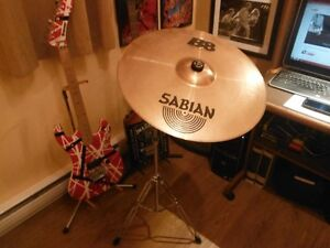"Sabian B8 18"" Thin crash"