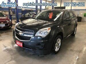2013 Chevrolet Equinox LS  - Certified - Bluetooth