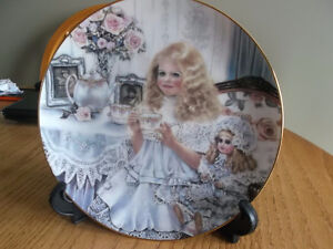 BRANDFORD EXCHANGE collectible PLATES