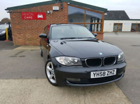 2009 BMW 116 1.6 auto 2009MY AUTOMATIC PETROL NEW SERIVCE FINANCE AVAILABLE NOW