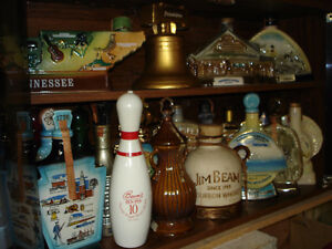 Vintage Whiskey Decanters