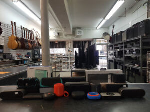 Pawn Shop - Bluetooth Speakers - BUY/SELL/TRADE