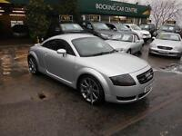 Audi TT Coupe 1.8 ( 180bhp ) 2004 4X4 T quattro FULL LEATHER