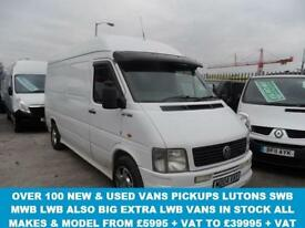 2004 04 VOLKSWAGEN LT 2.5 35 MWB H/R TDI HI ROOF SUPER LOOKING VAN PX TO CLEAR