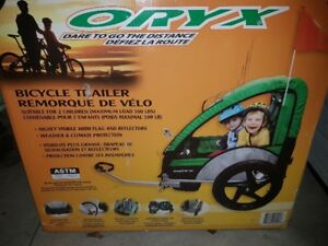 ORYX Bicycle Trailer (2 kid occupancy)