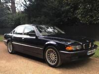 BMW 728i 4dr Automatic