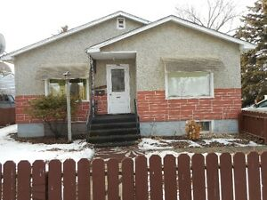 Bright, spacious and available in North Battleford