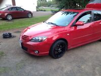 2006 Mazda 3 gt fully loaded
