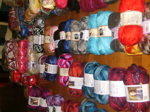 Beautiful Scarf Yarns/ New/Now only $2.00 Each Windsor Region Ontario image 9