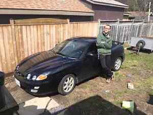 2001 Hyundai Tiburon for sale