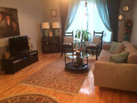 $728 HEATED BRIGHT 3 1/2 IN CÔTE ST-LUC-LEASE TRANSFER