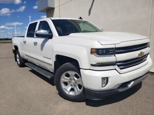 2017 Chevrolet Silverado 1500 LTZ SUNROOF, NAV, ONLY 57435KM