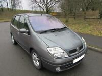 2003 '53' RENAULT SCENIC 1.6 VVT 115 EXPRESSION MPV IN BLUE