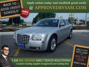 300 TOURING - APPLY WHEN READY TO BUY @ APPROVEDBYSAM.COM