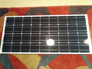 2 Brand new Solar Panels (150 watts) $125