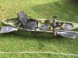 Winner Volador3 fishing/hunting kayak