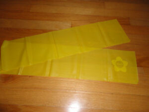 Yellow resistance band for sale