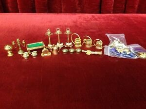 Brass & White Cast Miniatures - ALL FOR $120 Windsor Region Ontario image 4