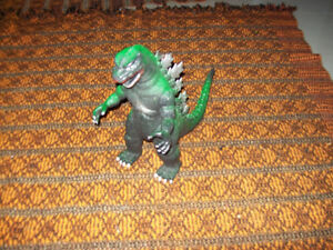 "1985 Toho Co. Imperial Toys 12-13"" GODZILLA King of the Monsters"