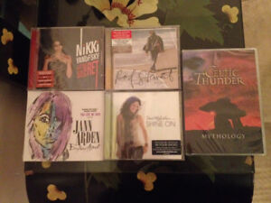 New CDs Rod Stewart, Yanofsky, Arden, McLachlan, Celtic Thunder
