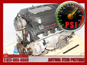 ACURA TL J32A 3.2L DOHC V6 ENGINE AND AUTOMATIC TRANSMISSION