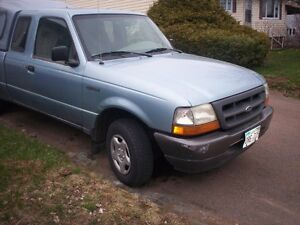 1999 Ford Ranger ext cab Pickup Truck