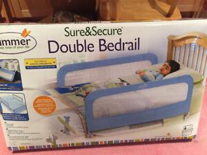 Sure & Secure Double Bedrail