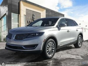 2018 Lincoln MKX Select AWD