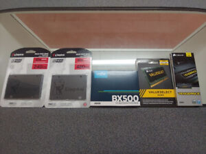 Clearance Sales on Solid State Drives , Memory , LCD's