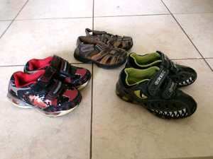 Toddler boys shoe size 8 lot